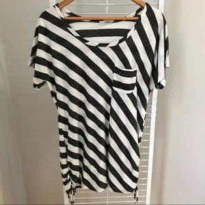 Maurices Striped T-Shirt 0